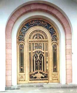 Pictures rejas hierro entarios y fotos ajilbab portal - Rejas de hierro forjado ...